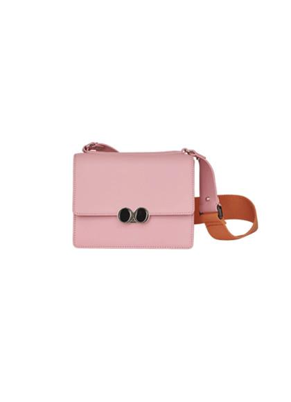 Oh! by Kopenhagen Fur Emily taske i rosa