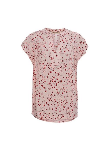 Rue de Femme Sia top i lyserød