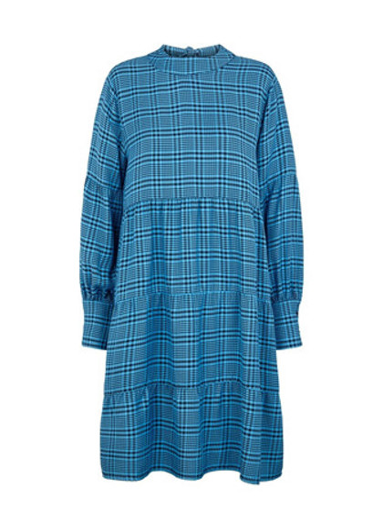 Second Female Clara kjole i blå