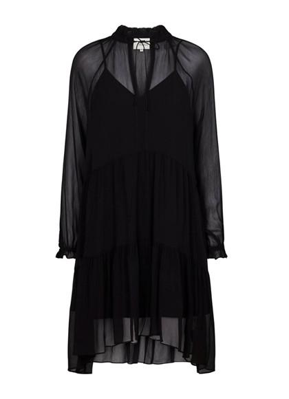 Second Female Liddy kjole i sort