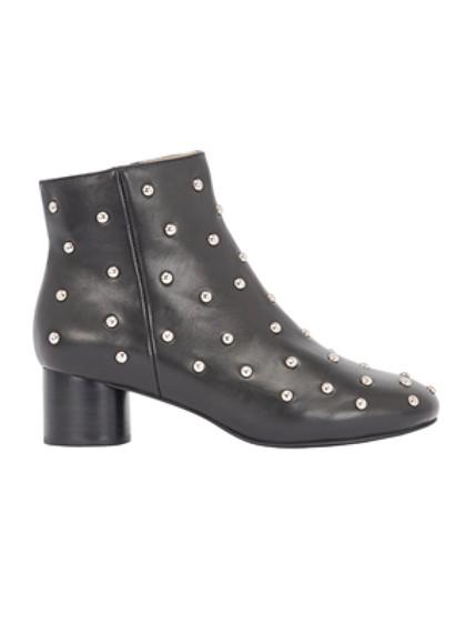 Shoe The Bear Aya Studs støvler i sort