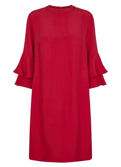 Second Female Martina kjole i rød