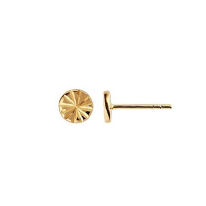 Stine A Petit Etoile ørering i guld