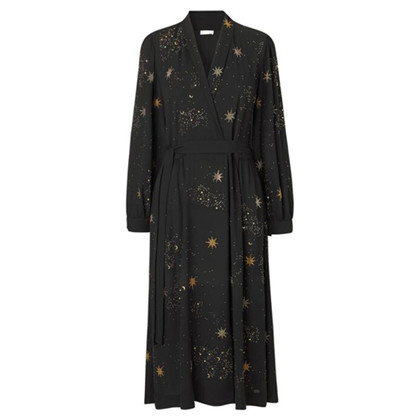 Stine Goya Micaela kjole i sort