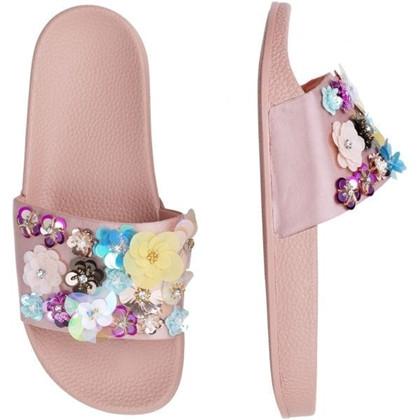 Stine Goya Sandra sandal i lyserød