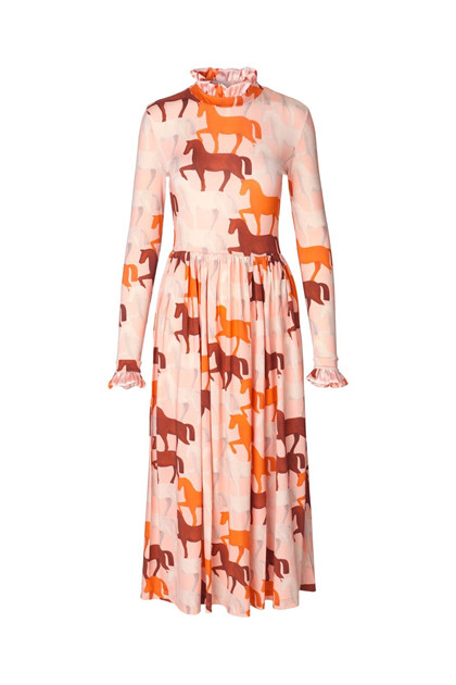 Stine Goya Clarabelle kjole i mønsteret