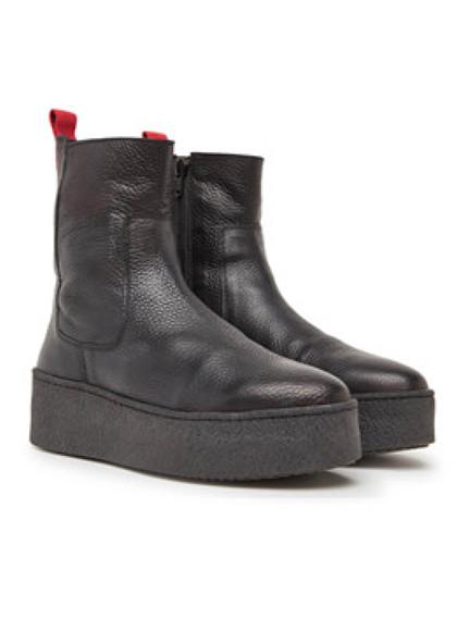 Via Vai Elettra Edge støvler i sort
