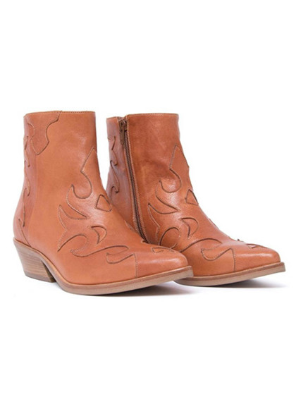 Via Vai Sienna Bahia støvler i brun