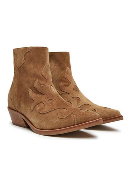 Via Vai Sienna støvle i beige