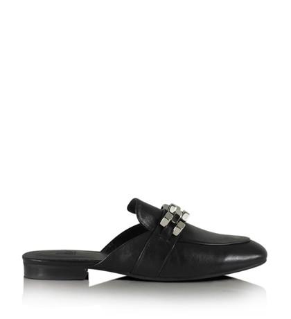 Billi Bi slippers i sort