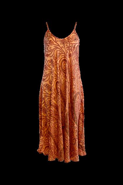 Black Colour Luna Summer kjole i koral