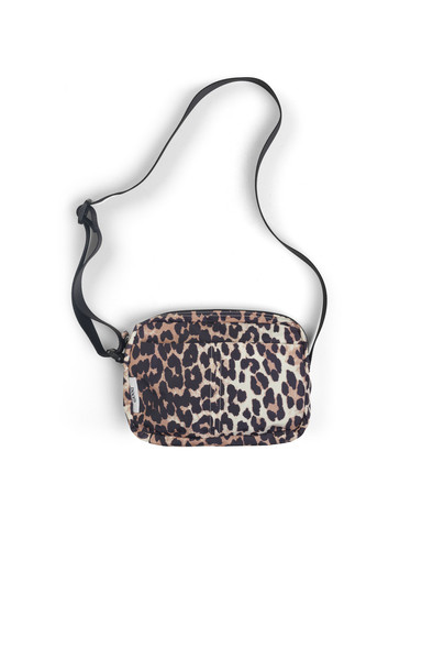 Ganni Fairmont Accessories taske i leopard