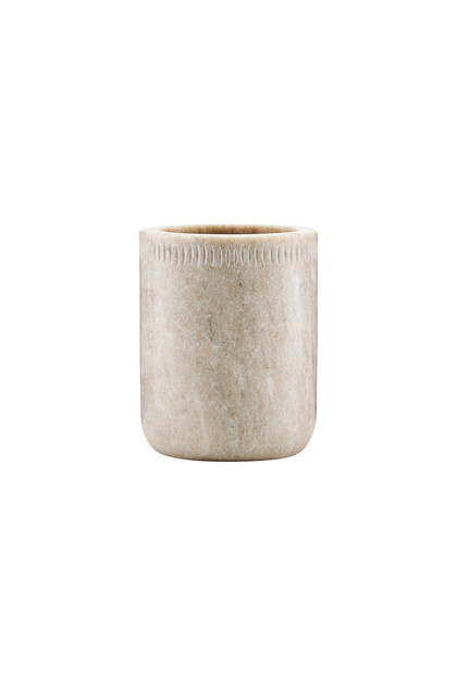 Nicolas Vahé opbevaringskrukke i marmor