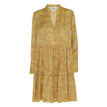 Karmamia Mabel kjole i Canary Paisley