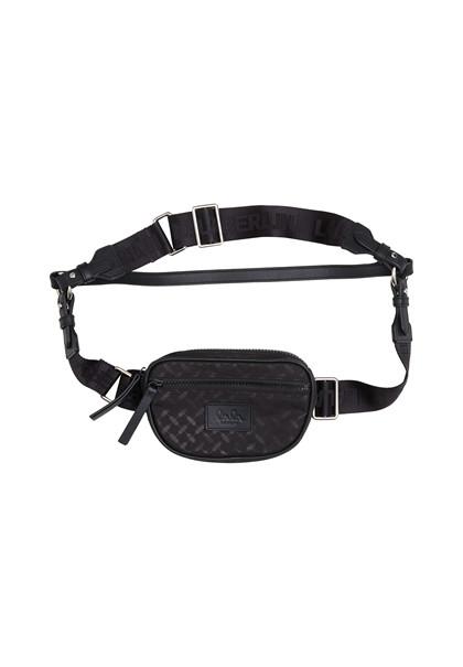 Lala Berlin Harnes bæltetaske i sort