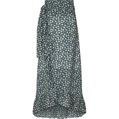 Lollys Laundry Amby nederdel i grøn
