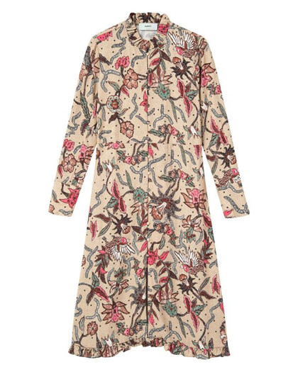 Moves by Minimum Tella kjole i mønstret