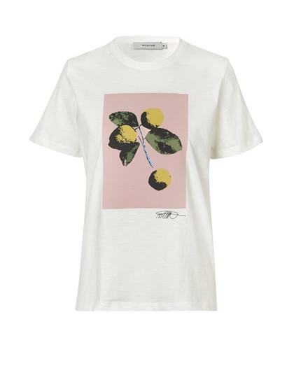 Munthe Holy t-shirt i hvid