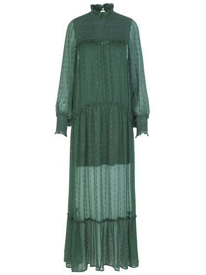 Munthe Noora kjole i grøn