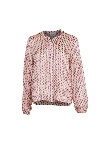 Neo Noir Fatima Rose skjorte i rosa