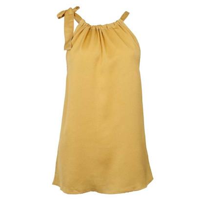 Neo Noir Linea Solid top i gul