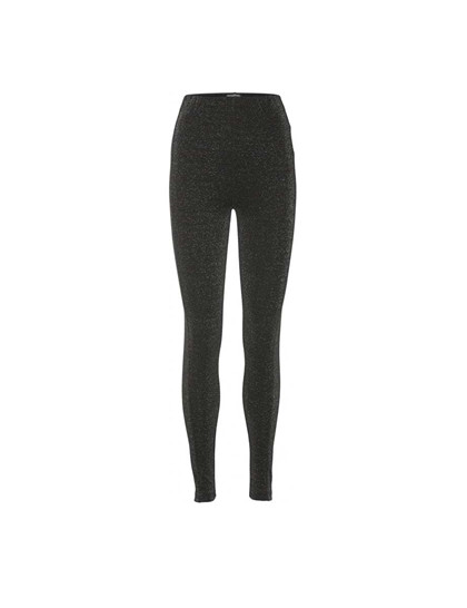 Norr Una Leggings i sort