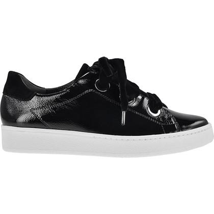 Paul Green sneakers i sort