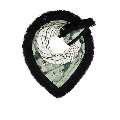 Pom Amsterdam Double Capricorn sjal/tørklæde