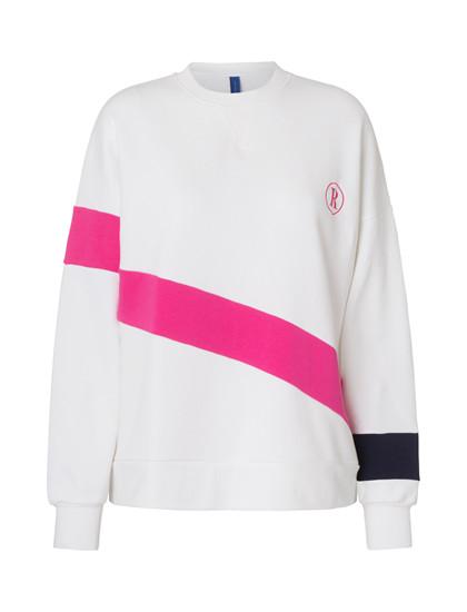 Résumé Henny sweatshirt i hvid
