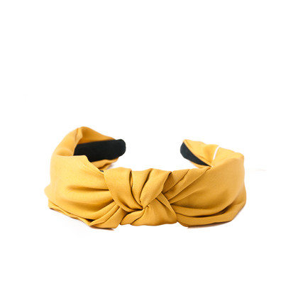 Rosenvinge hårbøjle i gul