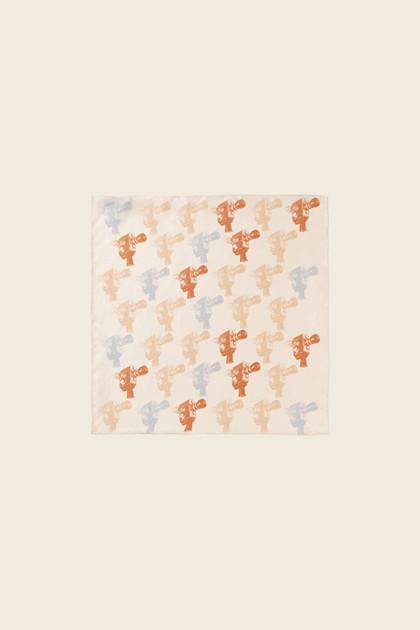 Stine Goya Tilda silke tørklæde