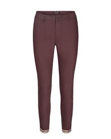 Mos Mosh Abbey Glam Zip bukser i brun