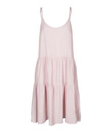 Moves By Minimum Giral Strap kjole i Lavender
