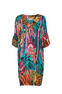 Mos Mosh Sava Art kjole i mønstret