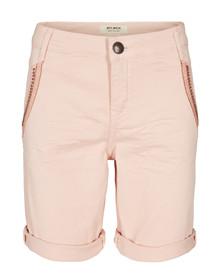 Mos Mosh Etta Shine Shorts i rosa