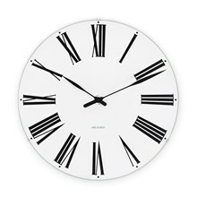 Arne Jacobsen Roman vægur 21 cm