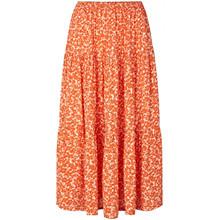 Lollys Laundry Morning nederdel i orange