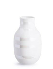 Kähler Omaggio vase Perlemor 12,5