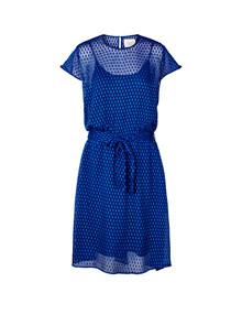 Lollys Laundry Tonga kjole i navy