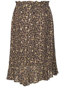 Munthe Nova nederdel i brun