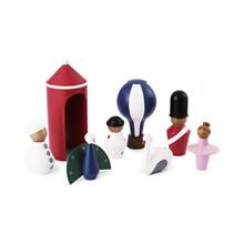 Normann Tivoli Tale Figurines Storyteller Historiefortæller