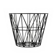 Ferm Living Wirebasket small sort