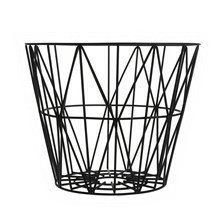 Ferm Living Wirebasket medium sort