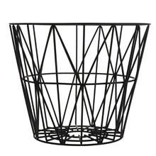 Ferm Living Wire Basket, large sort