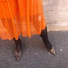 Gestuz Amina slingbacks stilletter i brun