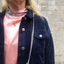 Denim Hunter Sally jakke i navy