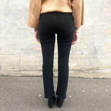 Global Funk Three jeans i sort