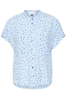 Denim Hunter Felicia skjorte i blå