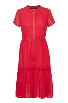 Denim Hunter Mona Elvira SS kjole i rød
