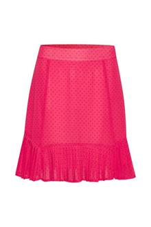 Denim Hunter Elvira nederdel i rød